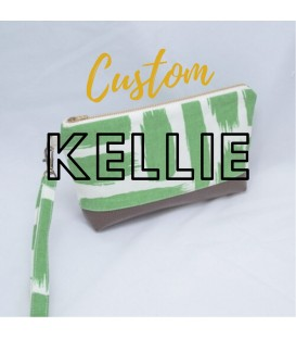 Kellie Wristlet, Custom