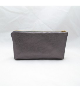 Shimmer Clutch, Pewter