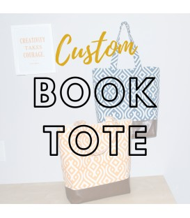 Book Tote, Create Your Own