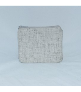 Coin Purse, Grey