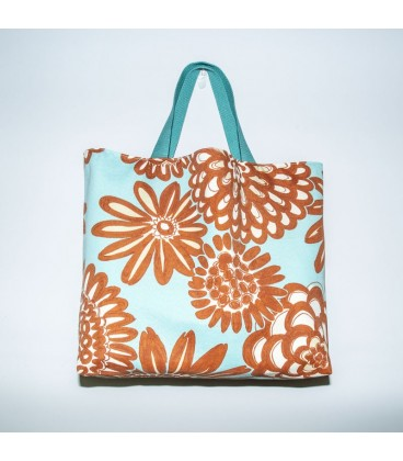 Everyday Tote, Tigerlily