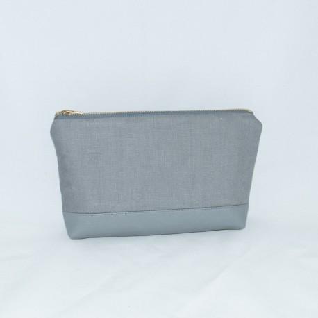 Kellie, Grey Linen