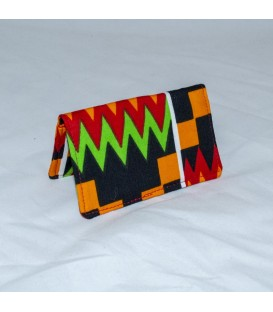 Card Case, Kente