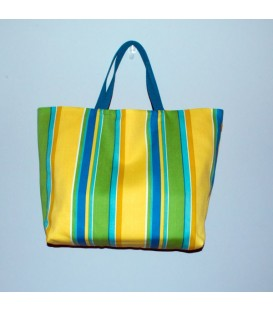 Everyday Tote, Awning Stripe