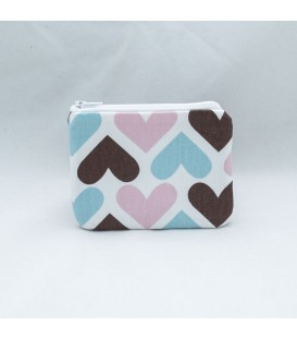Coin Purse, Hearts