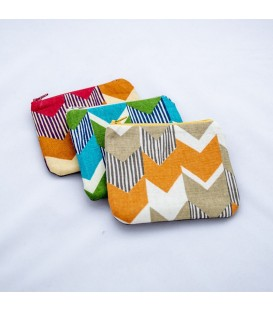 Coin Purse,  Nino Chevron