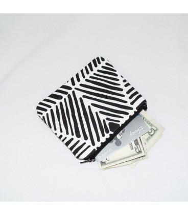 Coin Purse, Heni Black