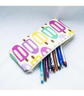 Pencil Case, Popsicle