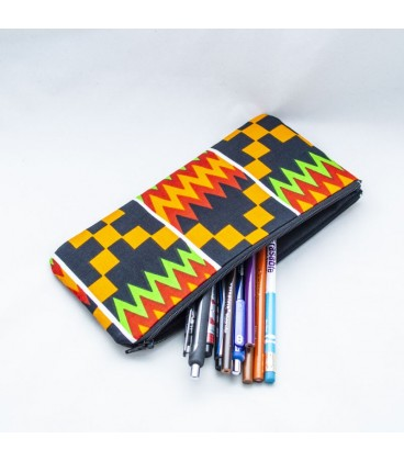 Pencil Case, Kente