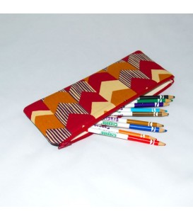 Pencil Case, Nino Chevron