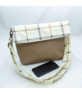 Chloe Crossbody, Plaid