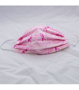 Face Mask, Ribbons of Hope